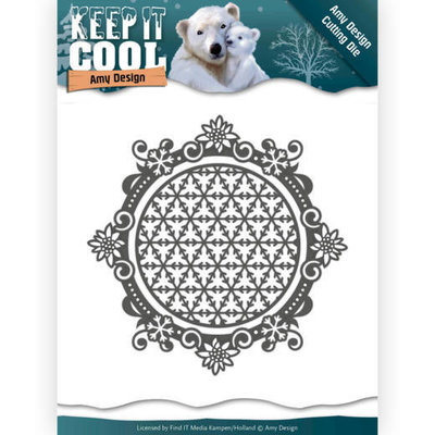 Dies - Amy Design - Keep it Cool - Keep it Round ADD10163