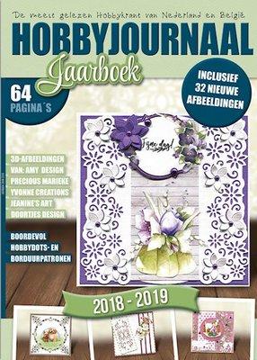 Hobbyjournaal jaarboek 2018