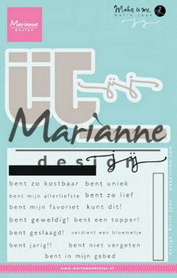 Marianne desgn -met mal   JIJ