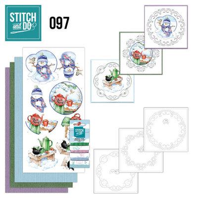 Stitch and Do 97 - Warm Winter STDO097
