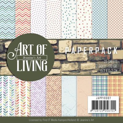 Paperpack - Jeanine's Art - Art of Living - JAPP10007