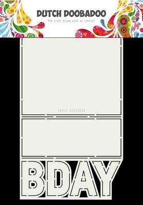 DDBD Dutch Card Art B-day A4  470.713.698