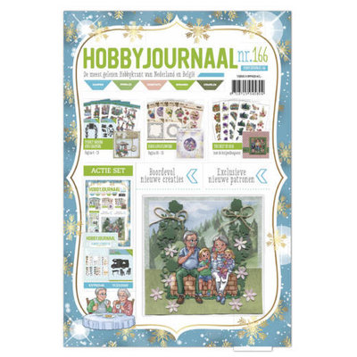 HJ166 Hobbyjournaal 166