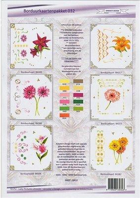 Anneke's Design borduurpakket 032
