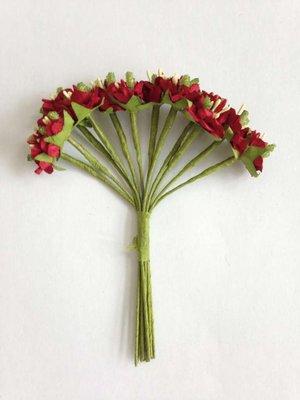 Flowers, kerst Marianne design