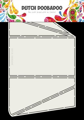 DDBD Dutch Fold Card Art Tuck A4  470.713.332
