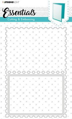 Studio Light -  Embossing Die Cut Stencil Essentials nr.167 - STENCILSL167