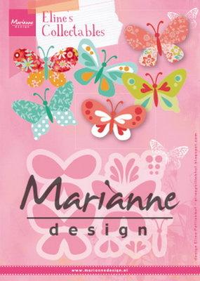Marianne desgn - COL1466 - Eline's butterflies