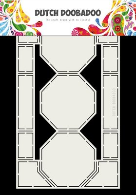 DDBD Dutch Card Art Octagons 250x150 mm  470.713.713