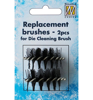 RDCB001 - Spare Brushes for Die Cleaning Brush