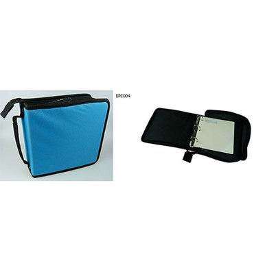 Nellie Snellen - Nellie's Choice Bewaarmap blauw voor clear stempels EFC004 24,5x24x7cm
