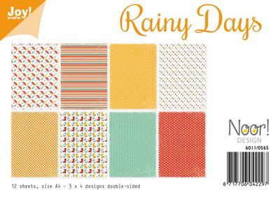 Joy! papierset rainy days 6011/0565