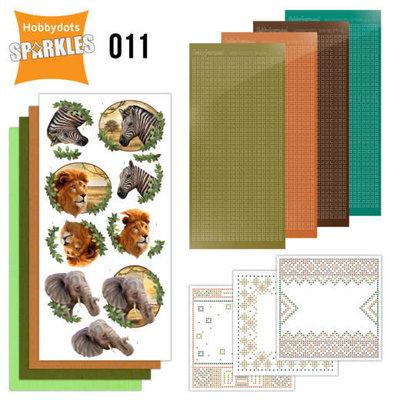 SPDO011 Sparkles Set 11 - Africa