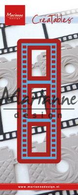 Marianne desgn - LR0604 -   CCraftables stencil filmstrip