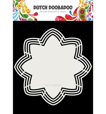 Dutch Doobadoo - Dutch Shape Art -Octo Flower 470.173.177