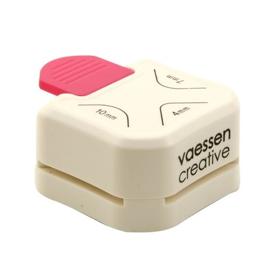 Vaessen Creative • 3 in 1 corner punch