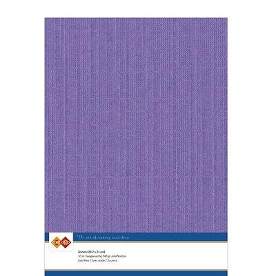 LKK-A418 Linnenkarton - A4 - Violet