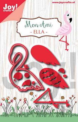 Joy! stencil Mon Ami Flamingo Ella6002/1255