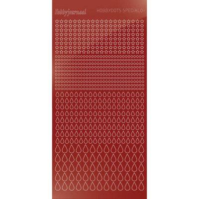 STDMSP014 Hobbydots Special 01 - Red