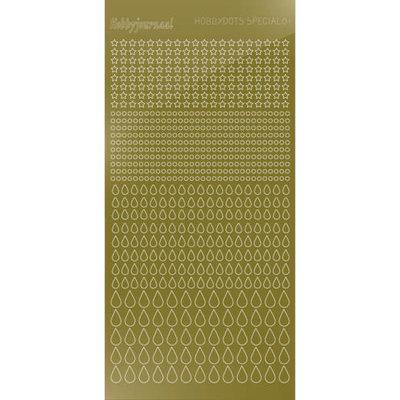 STDMSP017 Hobbydots Special 01 - Gold
