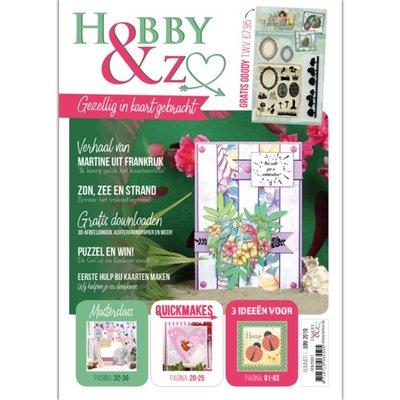 HENZO001 Hobby en Zo
