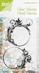 Joy! stempel - Floral frames 6410/0343