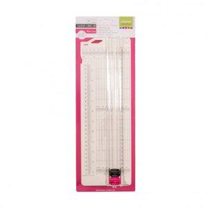Vaessen Creative papiersnijder + rilfuntie 7,6x31cm