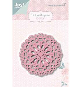 Joy! stencil- Noor - Tea Party Doily - 6002/1465