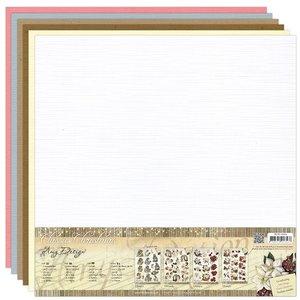 Linnenpakket scrap - Amy Design - Vintage Christmas Collection ad-sc-10001