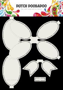 DDBD Card Art -Bow 4pc-  470.713.806
