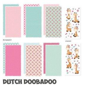 Dutch Doobadoo Crafty Kit XL Sea party 473.005.015