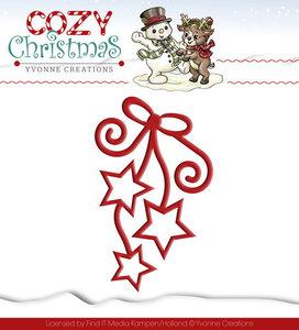 Cozy Christmas - Hanging stars