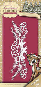Traditional Christmas - die: Holiday Garland