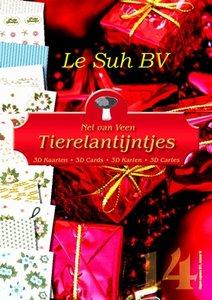 3-D Boek Tierelantijntje  nr 14