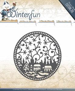Winterfun -  Die - Ornament