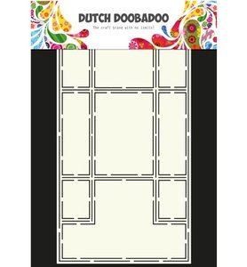 Dutch Doobadoo - Card Art  - Trifold