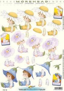 Morehead Flower dolls 11052-220