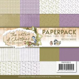 Paperpack - Precious Marieke - The Nature of Christmas
