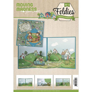Foldies - Yvonne Creations