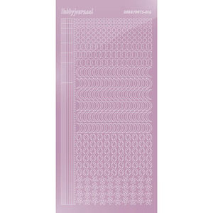 Hobbydots sticker - Mirror Candy STDM163