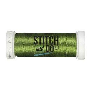 Stitch & Do 200 m - Linnen - Mosgroen SDCD41