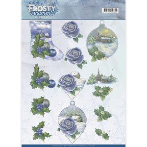 3D knipvel - Jeanine's Art - Frosty Ornaments - Snowy Landscapes CD11128