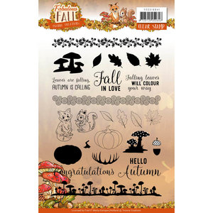 Clear Stamps - Yvonne Creations - Fabulous Fall - YCCS10041