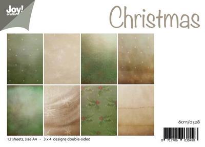 Joy! papierset Christmas 6011/0528