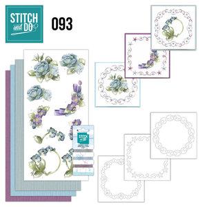 Stitch and Do 93 - Winterflowers STDO93
