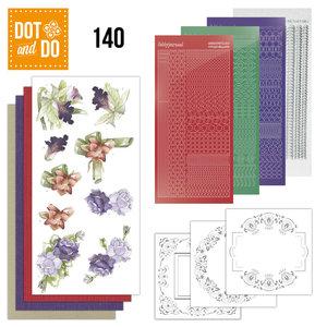 Dot en Do 140 Winter Flowers DODO140
