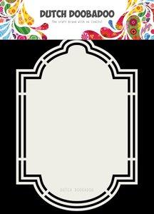 Dutch Doobadoo - Dutch Shape Art - label 6 A5