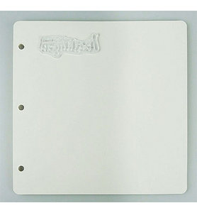 WIPL002 - Refill white plates for EFC004