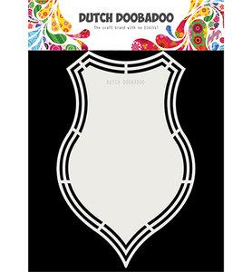 Dutch Doobadoo - Dutch Shape Art -  Shield 470.173.176