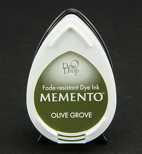 Dew drops Inkpads Olive Grove  000-708